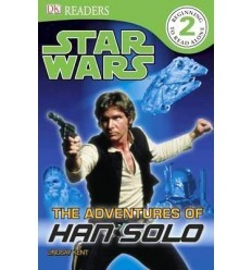 Star Wars The Adventures of Han Solo (DK Readers Level 2)