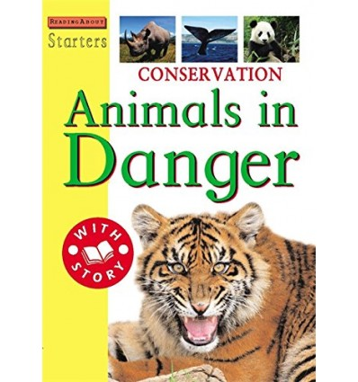 Conservation - Animals in Danger (Reading About Starters)