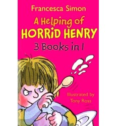 Helping of Horrid Henry (3 Books in 1)
