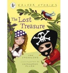 The Lost Treasure (Walker Stories)