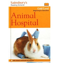 Animal Hospital (DK Readers Level 2)
