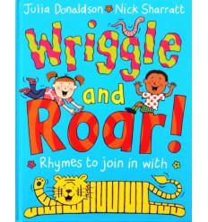 Wriggle and Roar! Rhymes to Join in with