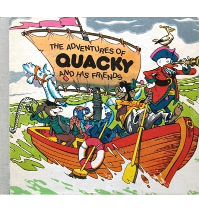 The Adventures Of Quacky And His Friends