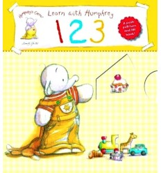 Humphrey 123 (A Push-Pull-Turn Book)