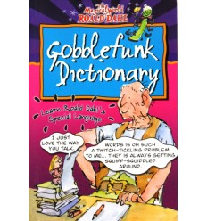 The Magical World of Roald Dahl - Gobblefunk Dictionary