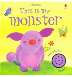 Usborne This Is My Monster