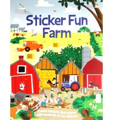 Sticker Fun Farm