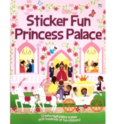 Sticker Fun Princess Palace