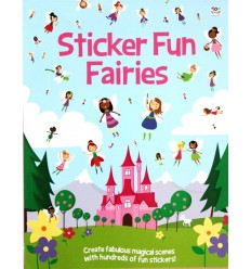 Sticker Fun Fairies
