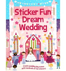 Sticker Fun Dream Wedding