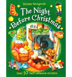 The Night Before Christmas (Sticker Storybook)