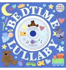 Bedtime Lullaby (Book & CD)