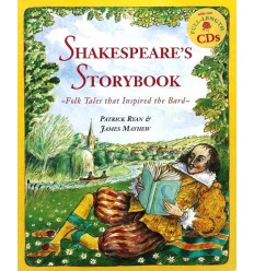 Shakespeare's Storybook (Book & 2 CDs)