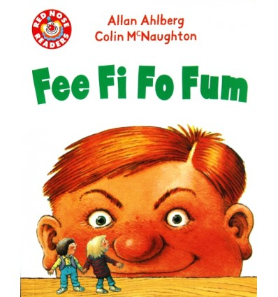 Fee Fi Fo Fum (Red Nose Readers Red Book)