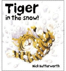 Tiger in the Snow (Book & CD)