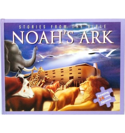 Noah's Ark Jigsaw Book (Stories from the Bible)