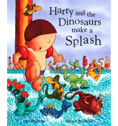 Harry and the Dinosaurs Make a Splash