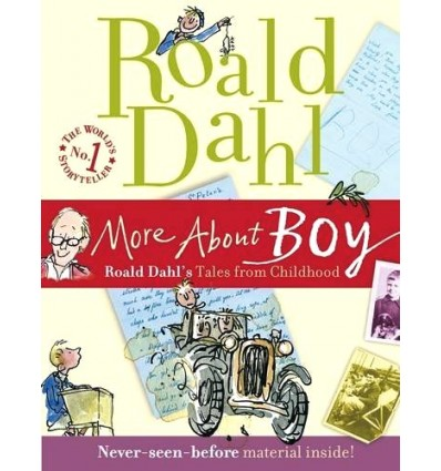More About Boy - Roald Dahl's Tales from Childhood