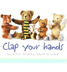 Clap Your Hands (Action Board Book)