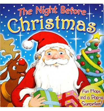The Night Before Christmas (Fun Flaps and Pop-up)