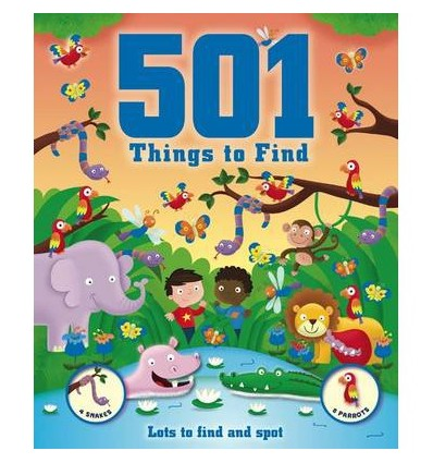 501 Things to Spot