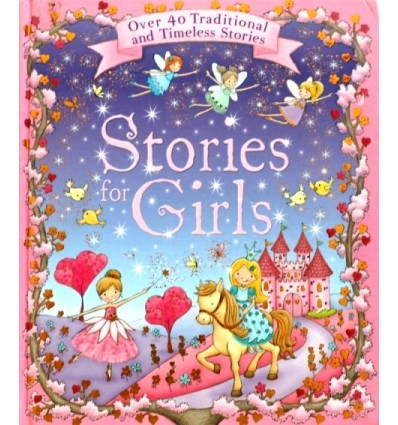 Stories for Girls (Story Time Treasuries)
