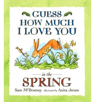 Guess How Much I Love You in the Spring