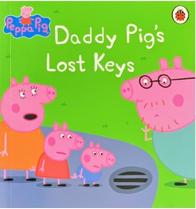 Peppa Pig: Daddy Pig's Lost Keys